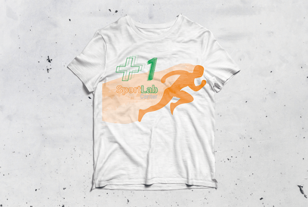 camiseta sportlab center