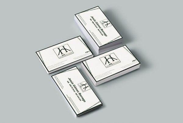 diseño de tarjeta hacienda los manchones