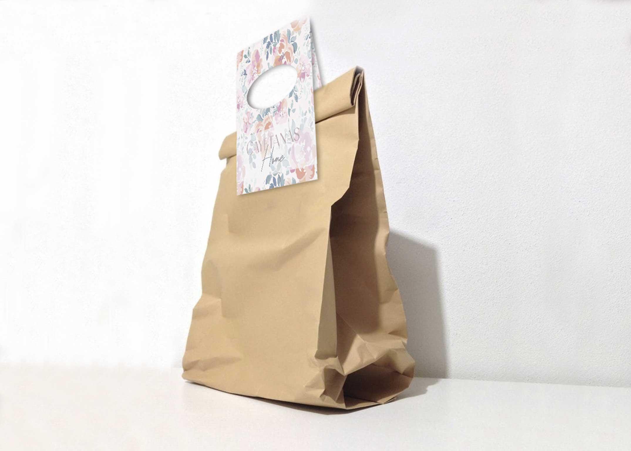 Packaging Cayetanas Hom