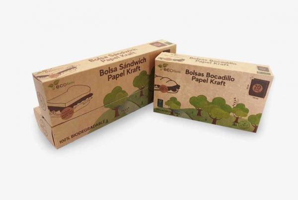 Diseño de Packaging Ecofami