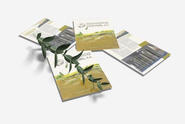Diseño de Catálogo Innovaciones Oleícolas