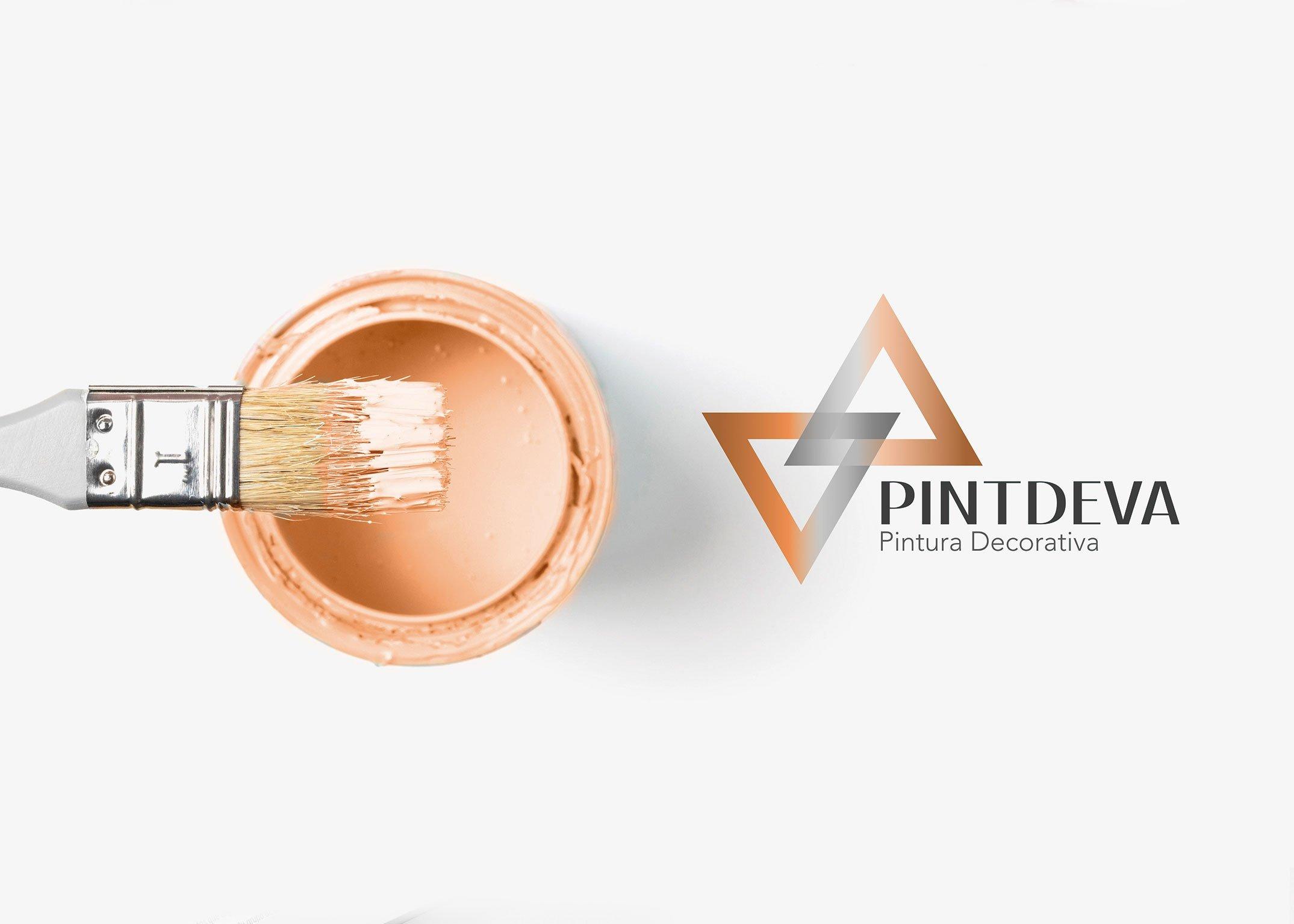 Diseño de Logotipo Pintdeva